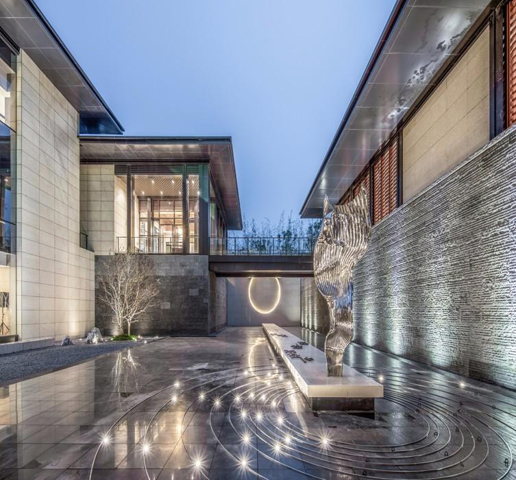 南京新城住宅新中式住宅景观-1 (13)