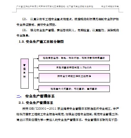 广州高层住宅、地下室及商业街施工总承包安全文明施工方案_3