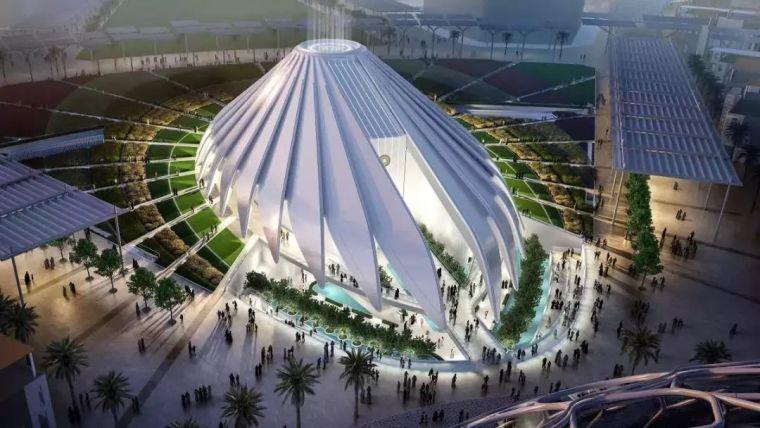 惊艳中国风丨2020迪拜世博会中国馆_29