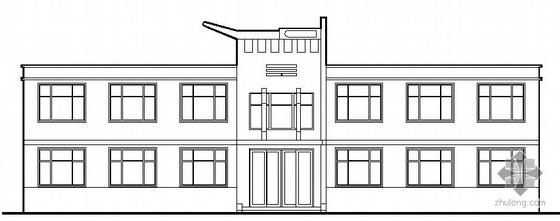 某二层办公楼建筑施工图