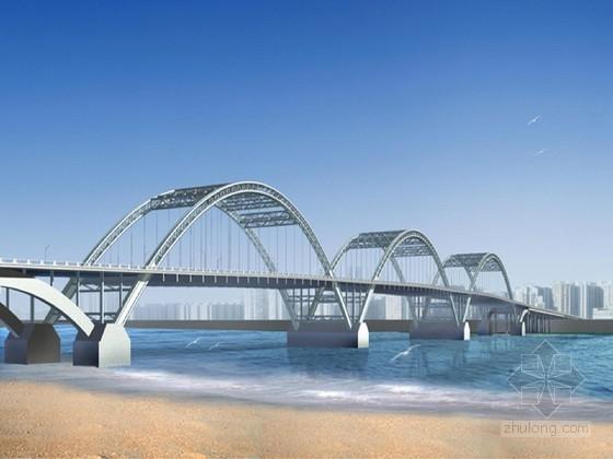 [广西]贝雷型钢结构栈桥专项施工方案及计算书36页(附37张工程图片)
