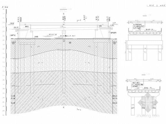 [贵州]Ⅰ级公路二跨16m预应力装配式空心板桥施工图(39张)