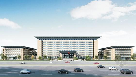 [河南]国际机场扩建工程综合楼项目技术质量观摩汇报(图文结合)