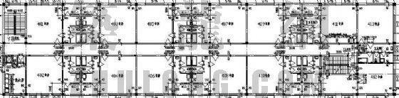 某事务所建筑、结构、暖、电气施工图-3