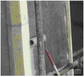 喷涂硬泡聚氨酯涂料饰面外墙外保温施工工法