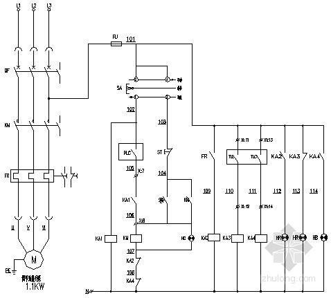 污水处理厂完整成套设计图纸32张