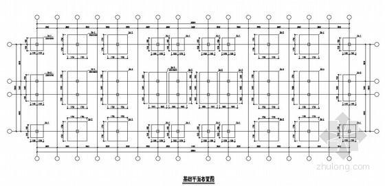[学士]某五层办公楼毕业设计(含计算书,建筑、结构图)