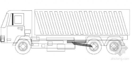 卡车图块1
