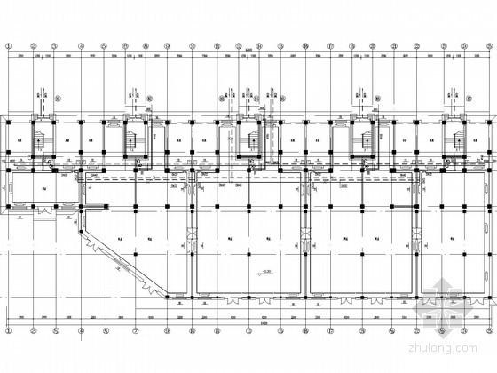 小区采暖系统施工图资料下载-住宅楼小区建筑采暖系统设计施工图(含给排水设计)