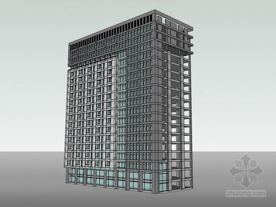 现代办公建筑