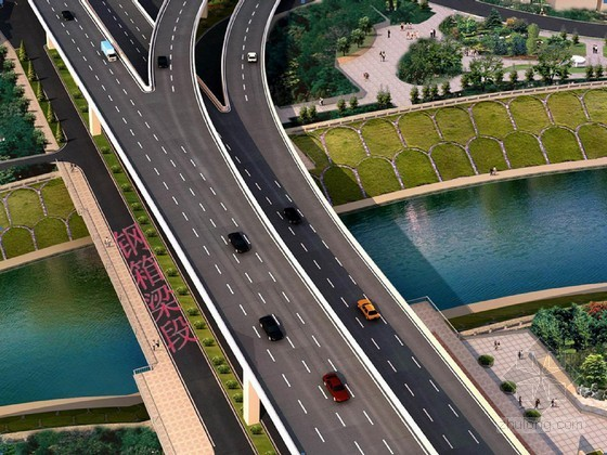 省道改扩建工程路面水泥稳定碎石基层施组