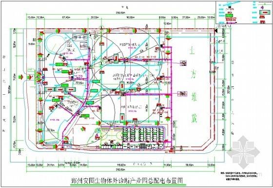 [河南]工业厂房临时用电施工方案