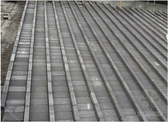仿古建筑屋面劈开砖施工工法(国家级)