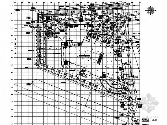 [河南]某广场景观设计施工图