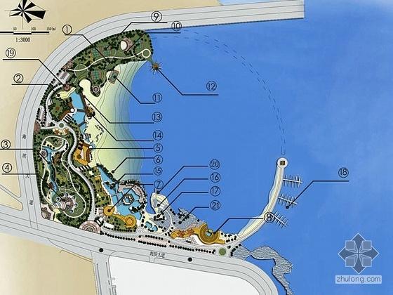 江苏省公园规划设计方案