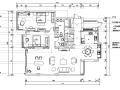 [江苏]现代欧式住宅室内设计案例(内附效果图)