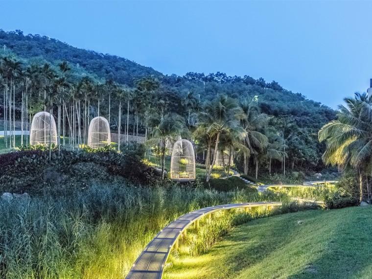 三亚万科森林湿地公园
