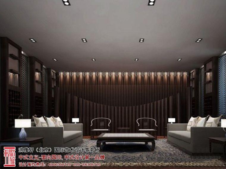 现代风格办公室设计效果图,新颖时尚颇具创意_5