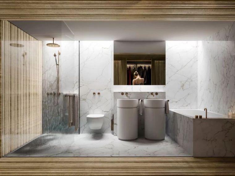 一栋住宅十年设计,这可能是世界上最梦幻的公寓楼_43