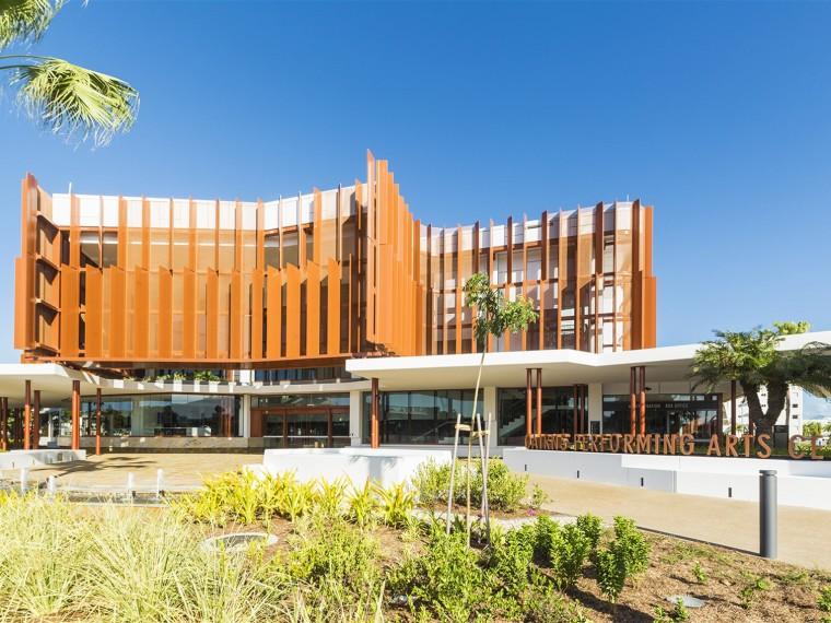 澳大利亚Cairns表演艺术中心