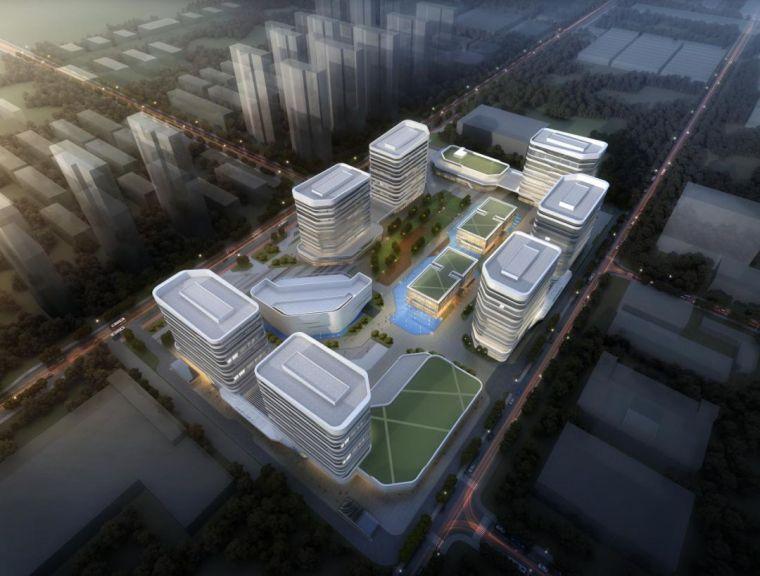 龙腾设计经典项目案例之(一)现代产业创新中心项目