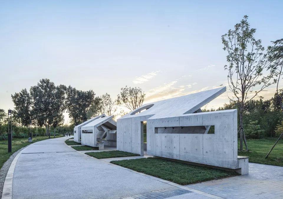 [叙事性空间结构]北京大兴生态文明教育公园/加拿大考斯顿设计_12