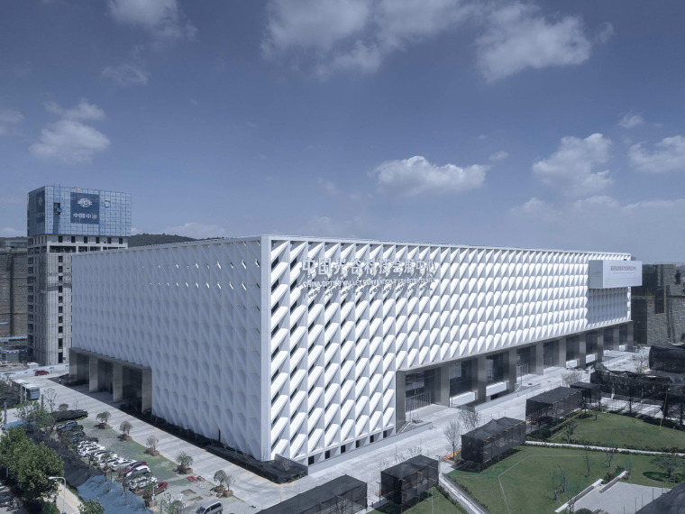 武汉中国光谷科技会展中心-2