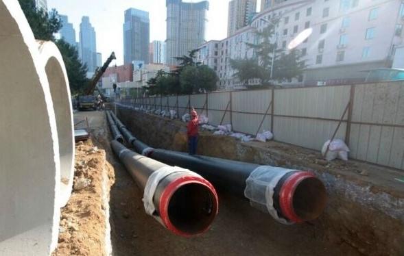 技术交底-北京建工集团-通用-室外供热管道安装