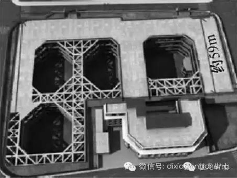 软土地区25米深基坑降水技术案例 BIM优化设计