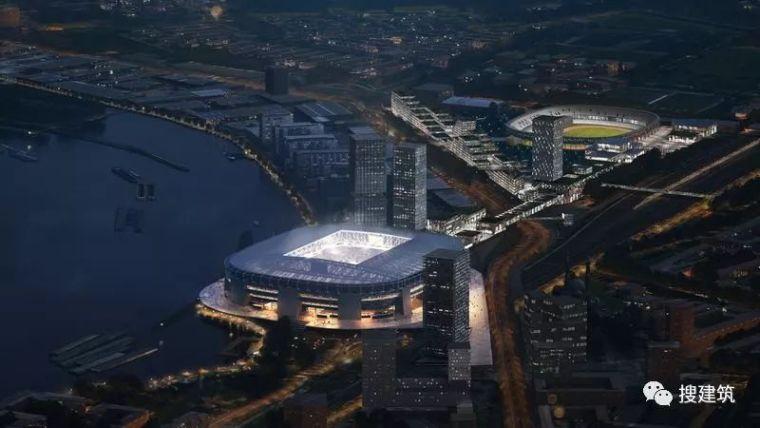 OMA新作品:顶级的体育场设计方案