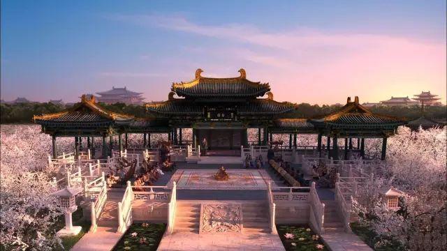 景观设计须知:5分钟让你读懂中国园林!!_18