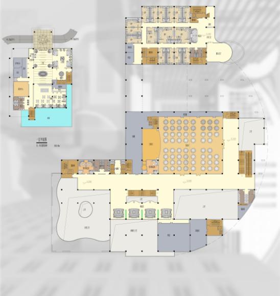 [铜仁]高层现代风格宾馆投标方案(已中标)_11