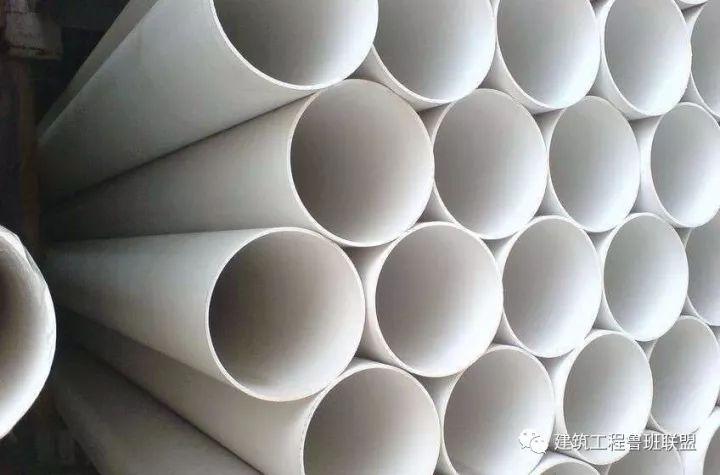 给排水工程中用到的16种管材,都来认识一下!_1