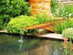 景观设计中的跌水和叠水
