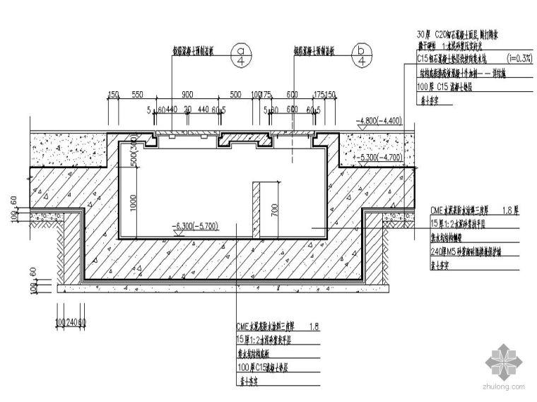 [图集]某设计院建筑节点通用图集