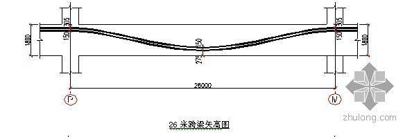 北京某大型击剑馆有粘结预应力施工方案(鲁班奖)