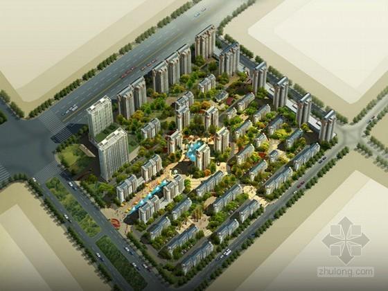 [山东]剪力墙结构高层住宅工程监理规划(资料完整、参考价值高)