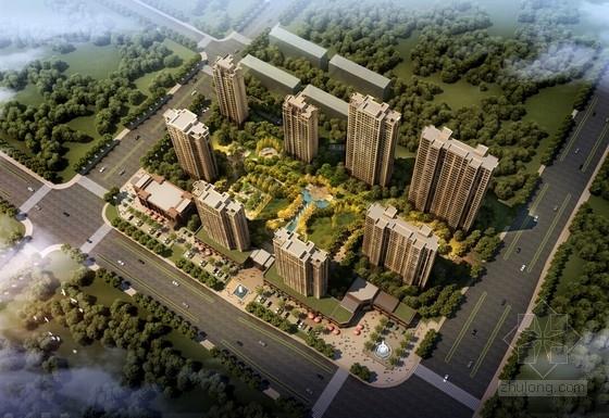 [安徽]英式府邸住宅区规划及住宅楼建筑设计方案文本(知名地产)