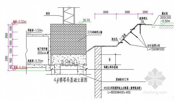[湖北]TC5610塔吊基础施工方案(附图及计算)