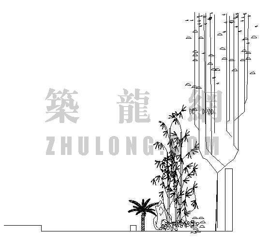 某绿化组团设计(二)-2