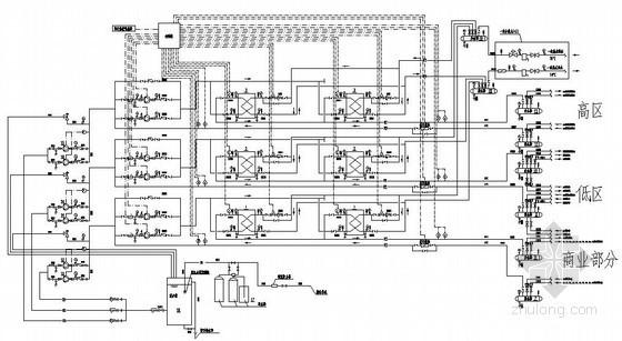 [山东]某寿光换热站系统图