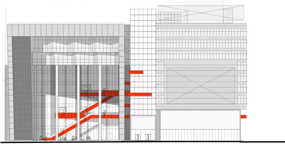 重新连结城市生活-上海世茂广场改造,上海/Kokaistudios_24