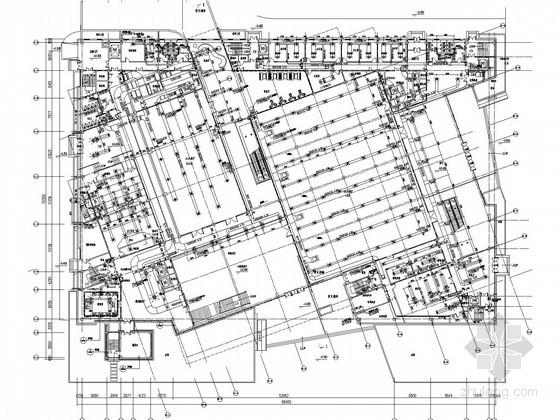 [浙江]多层博物馆建筑空调通风及防排烟系统设计施工图