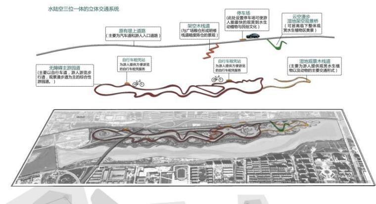 [陕西]周秦文化特色湿地生态园景观设计文本