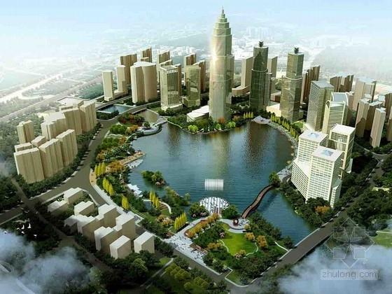[浙江]豪华滨水酒店景观设计方案