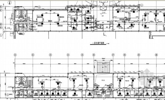 厂房及配套建筑通风排烟系统设计施工图(PDF图纸)