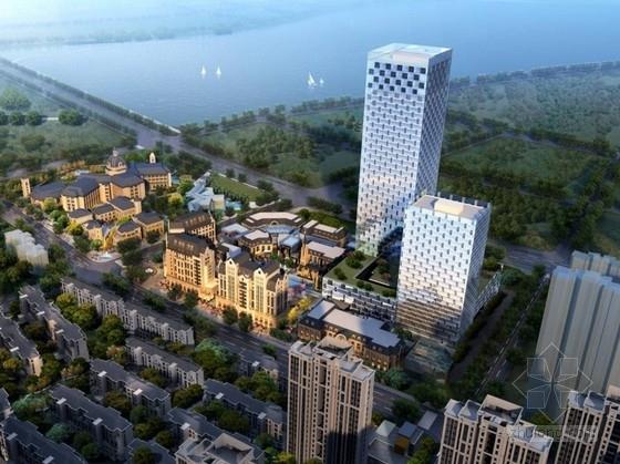 [江西]超高层商业综合体建筑设计方案文本