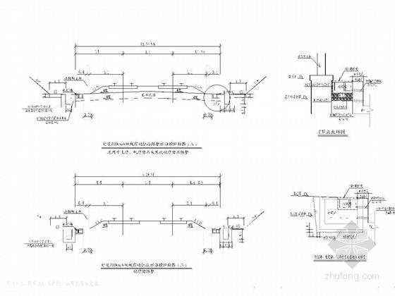 时速200km/h铁路路基工程施工图103张(知名大院)