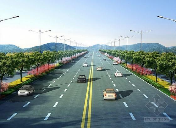 [四川]双向2车道城市道路工程量清单计价实例(含图纸 城市支路)