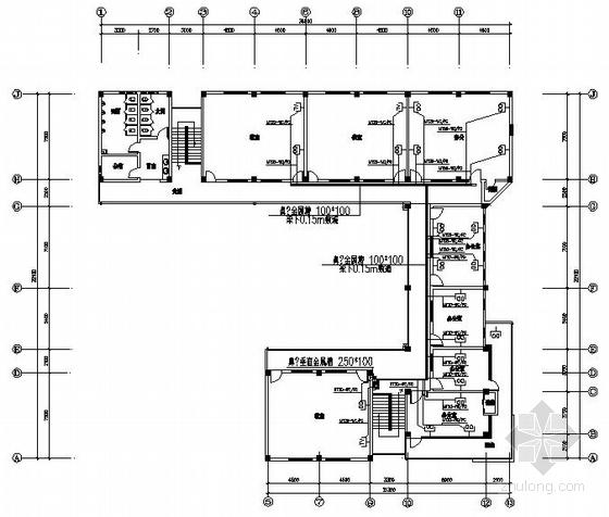 某三层职业教育培训中心电气施工图